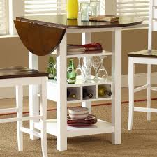 Black And White Dining Room Chairs Dining Room Square Black Tall Dining Table With Storage And Set