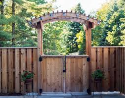 a guide to wooden garden structures