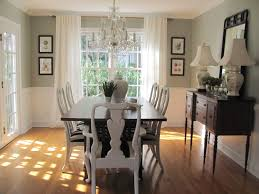 Wall Color Ideas For Kitchen by Dining Room Paint Colors With Chair Rail Google Search Forever