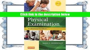 audiobook pediatric physical examination an illustrated handbook