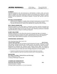 summary of qualifications resume examples resume summary examples       resume summaries samples