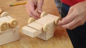 Build Wood Toy Trains Pdf by 2x4 Wooden Toy Truck Woodworking For Mere Mortals