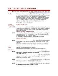Sample Resume Executive Management Leadership P  Sample Resume Executive  Management Pinterest
