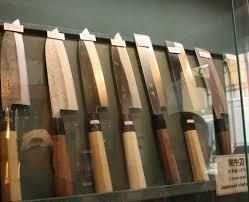 Kitchen Knives To Go The Perfect Blade Finding Knives At Kamata In Kappabashi Matcha