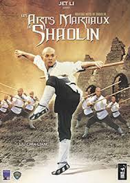 Les Arts Martiaux De Shaolin poster
