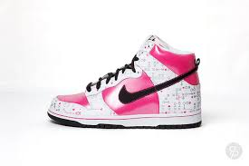 Girls Nike Dunk High