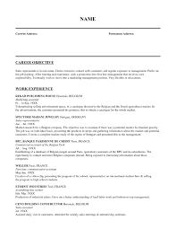 example of cover letter for sales assistant objective of resumes resume cv cover letter
