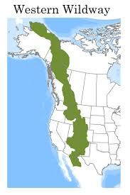 Sierra Madre Occidental Map Wwn Priority Areas U2014 Wild Utah Project
