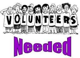 Volunteers Needed for National