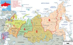 Blank Physical Map Of Russia by Russia Russian Uplands And Eastern Europe Google Search