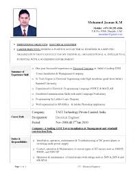 Food Safety Trainer Sample Resume production technician sample     Cover Letter Templates     Resume Cover Letter Civil Engineering Resume And Mechanical Engineering Resume Samples And