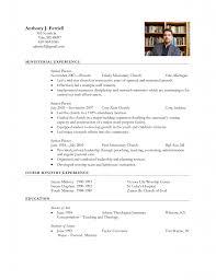 Best Resume Header Format by Resignation Letter Format Top Format Pastor Resignation Letter