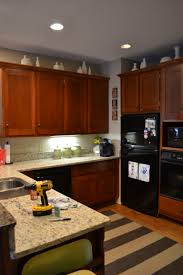 Painting Kitchen Cabinets Espresso Painting Kitchen Cabinets With Chalk Paint Update Sincerely Sara D