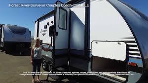 forest river surveyor couples coach 200mble youtube