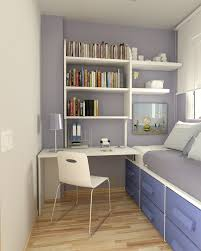 White Bedroom Desk Furniture by Furniture Floating White Corner Bookshelf With White Desk And