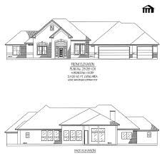 1 story modern house plans modern house 1 story house plans with ngled garage 2 master suites one ilyhome designer single