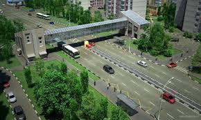 рублевское шоссе u2014 комплекс градостроительной политики и
