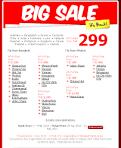 แอร์เอเชีย Big Sale กทม-เชียงราย 299 บ. จองวันนี้ถึงสิ้นมีค.