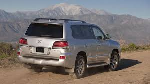 lexus lx test drive 2013 lexus lx 570 review notes a big and cushy luxury suv autoweek