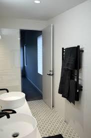 gina u0027s home ensuite room reveal ensuite room towel rail and
