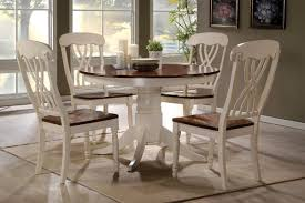 Dining Room Sets For 4 Kitchen Amazing Round Kitchen Table Sets For 4 Glamorous Round