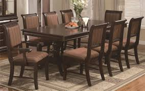 Used Dining Room Furniture Chair Monarch Dining Table 6 Chairs Room Set 42989 120 Dining Room