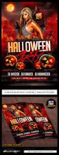 halloween flyer background free flyer template psd virtren com