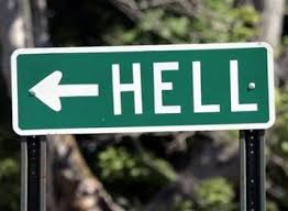 This way to hell