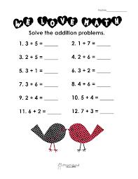 Addition Worksheets Pdf Addition Squarehead Teachers Page 3