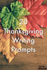 funny thanksgiving stories for kids 20 thanksgiving writing prompts minds in bloom