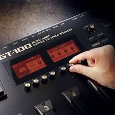 boss gt 100 cosm amp effects processor