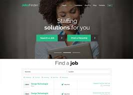 Best Job Sites To Post Resume by 21 Best Job Board Wordpress Themes For Job Portals Listings