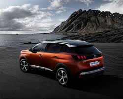 peugeot 2016 models new peugeot 3008 coming to sa in 2017 cars co za
