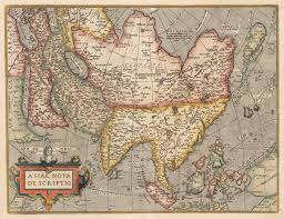 Map Of Asia by Vintage Maps Of Asia The Vintage Map Shop Inc