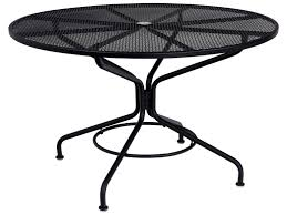charming design 60 inch round outdoor dining table sweet looking