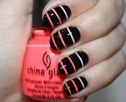 27 black and red nail art designs design trends premium psd nail