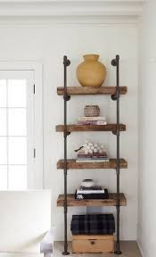 best 25 industrial pipe shelves ideas on pinterest pipe shelves