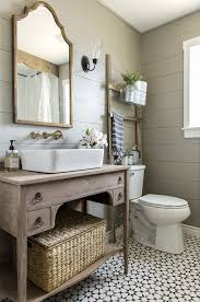 Over The Toilet Ladder One Of The Most Beautiful Diy Bathroom Renovations Ever Bathroom