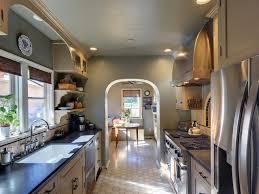 Interior Kitchen Decoration Galley Kitchen Ideas Steps To Plan To Set Up Galley Kitchen