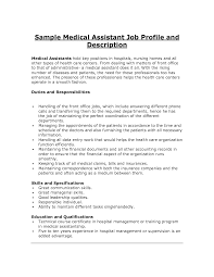 Home Health Aide Resume Template Medical Assistant Resume Template 94 Sample Resume Entry Level