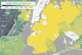 Zip Code Map Brooklyn by Brooklyn Real Estate Bed Stuy Home Gains Highest In U S