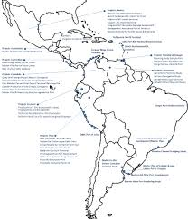 Latam Map About Us Royal Haskoningdhv In Latin America