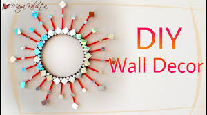 Diy Home Projects by Diy Mirror Wall Decor Diy Decoration Ideas For Teenagers Diy