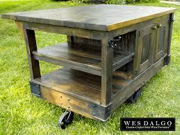 Crosley Furniture Kitchen Island Kitchen Carts Crosley Kitchen Cart Island Natural Wood In White