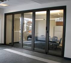 retractable room divider astounding wall sliding doors interior design with hard wood