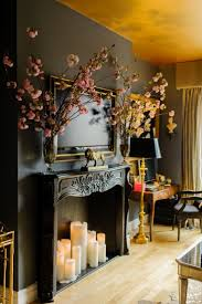 Dining Room Decorating Ideas On A Budget 141 Best My Fake Fireplace Images On Pinterest Fireplace Ideas
