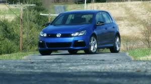 2012 volkswagen golf r first drive youtube