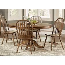liberty furniture carolina crossing transitional pedestal table