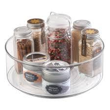Best Spice Racks For Kitchen Cabinets 5 Best Mdesign Lazy Susan Turntable Spice Organizer Bin For