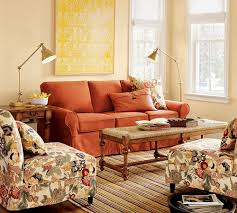 Floral Couches Comfortable Living Room Couches And Sofa